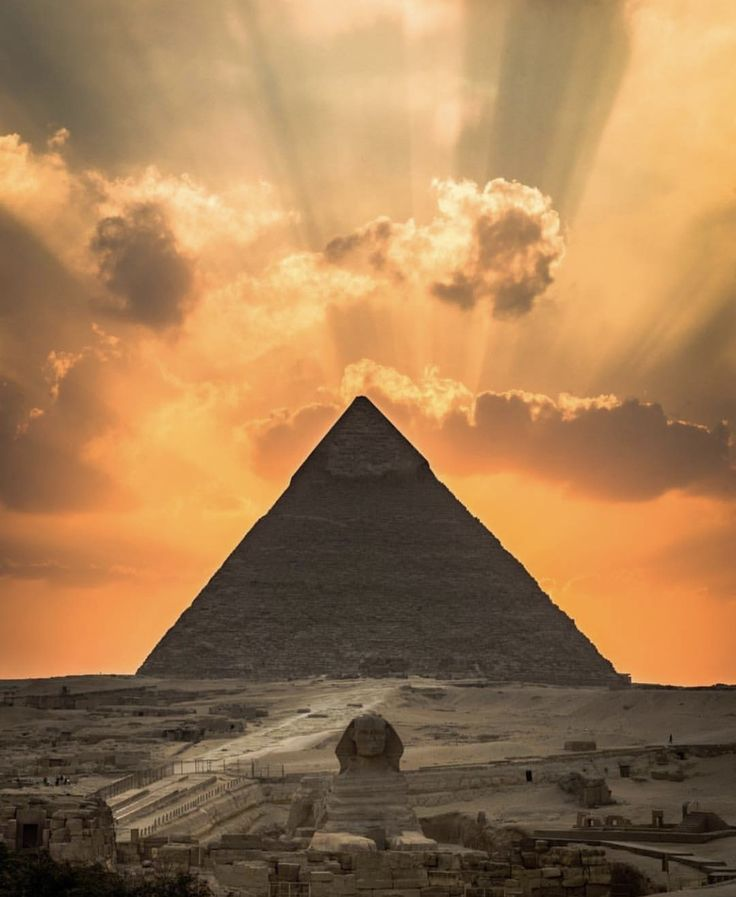 Giza pyramid Egypt