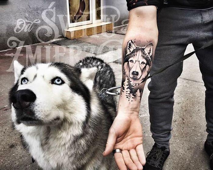 Татуировки с собаками http://kleinburd.ru/news/tatuirovki-s-sobakami/  Эти владельцы собак, настолько любят своих питомцев, что решили сделать себе татуировку с портретом своей собаки (или собак, если их несколько). 1. 2. 3. 4. 5. 6. 7. 8. 9. 10. 11. 12. 13. 14. 15. 16. 17. 18. 19. 20. 21. 22. 23. 24. 25. 26. 27. 28. 29. 30. 31. 32. 33. 34. […]