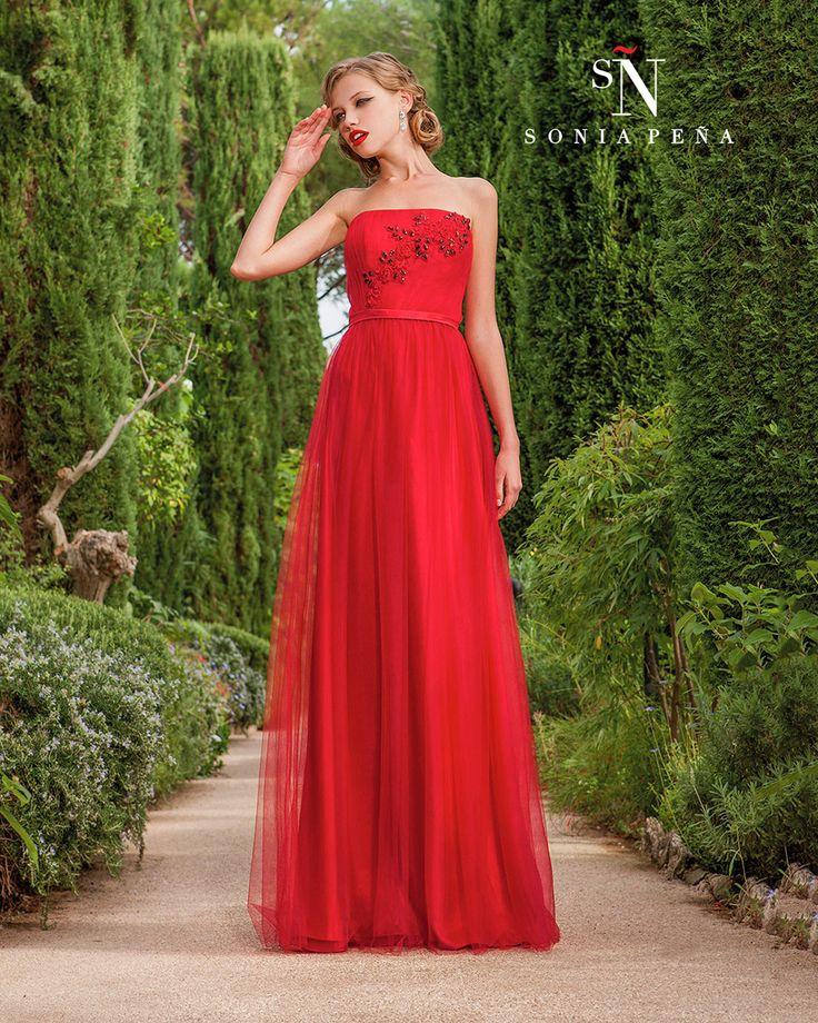 Uno de mis vestidos favoritos de Sonia Peña . Ref: 1160027