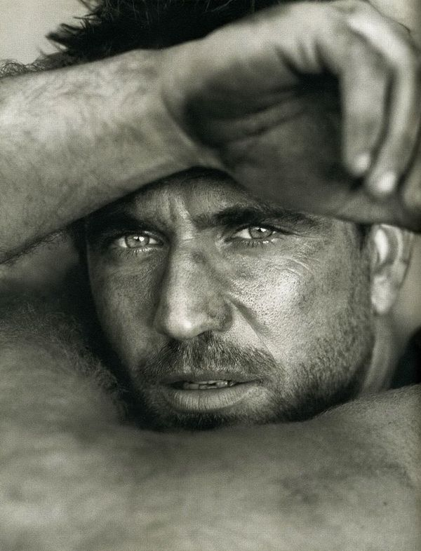 Mel Gibson by Herb Ritts