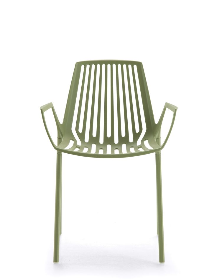RION Chair with armrests by FAST design Andrea Radice                                                                                                                                                                                 Mais