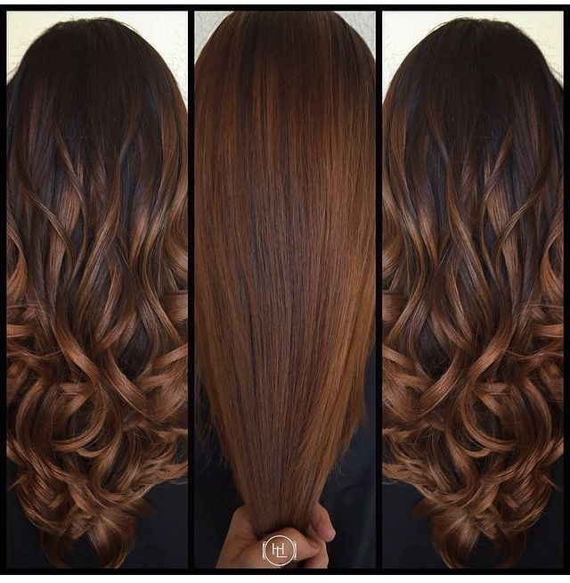 Love this color. I'll have to show it to my hair stylist and see if I can pull I off ⭐