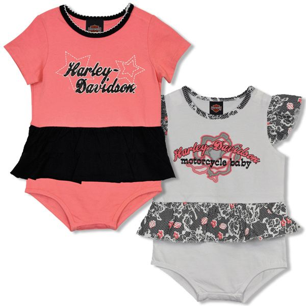Harley Davidson Baby Clothes Delectable 123 Best Harley Davidson Baby Stuff And Ideas Images On Pinterest Decorating Design
