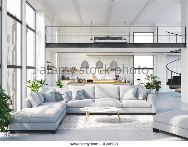 Image Result For Modern Loft Apartment