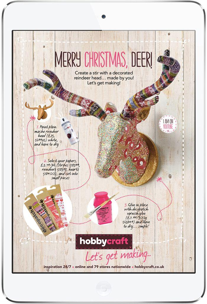 Hobbycraft: Lets Get Making. Free Digital Magazine. More on www.magpla.net MagPlanet #TabletMagazine #DigitalMag