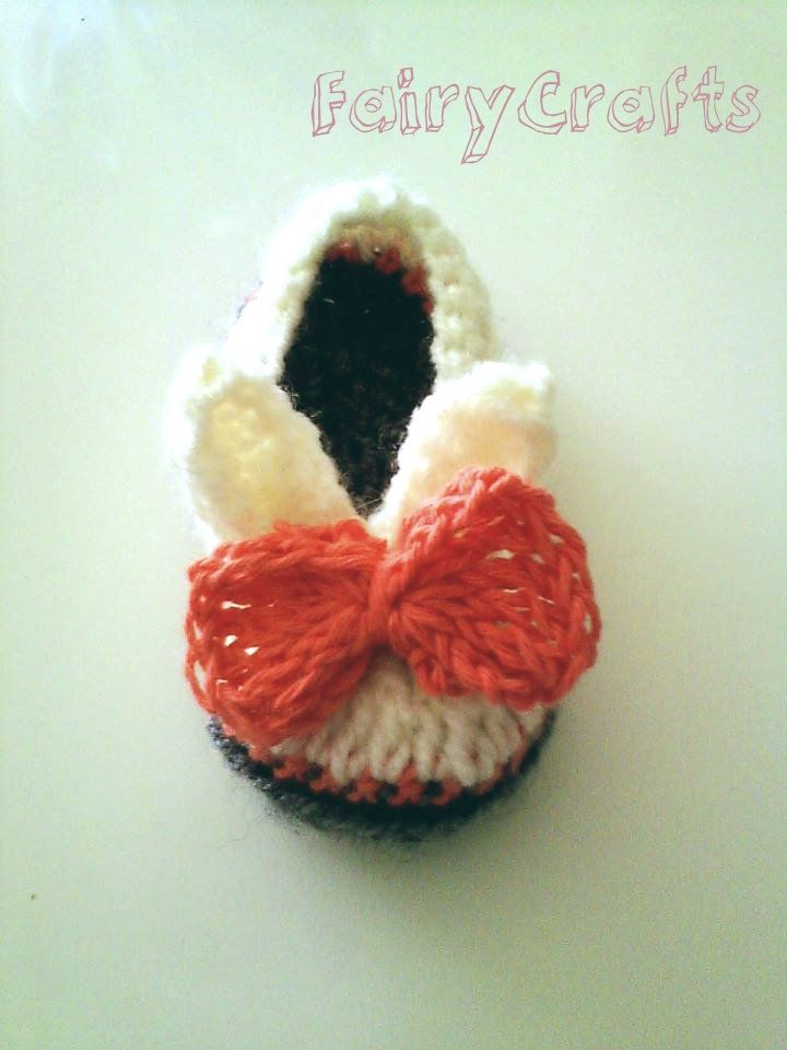 Bunny Booties ~ free pattern, thanks so xox