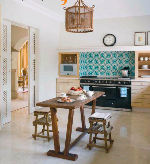 Traditional Kitchen Floor Tiles: 25+ Best Ideas About Mediterranean Kitchen Tiles On