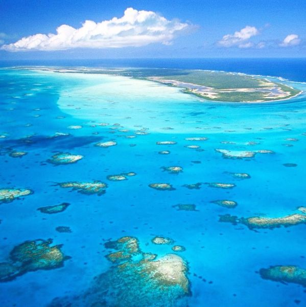Anegada is the only coral island in the BVI chain. It's surrounded by striking coral reefs with mazes, tunnels and drops which make it a thrilling place for snorkelers and divers. The island is also famed for its lobster, which has been acclaimed as the Caribbean's best.  Photo: csworthy