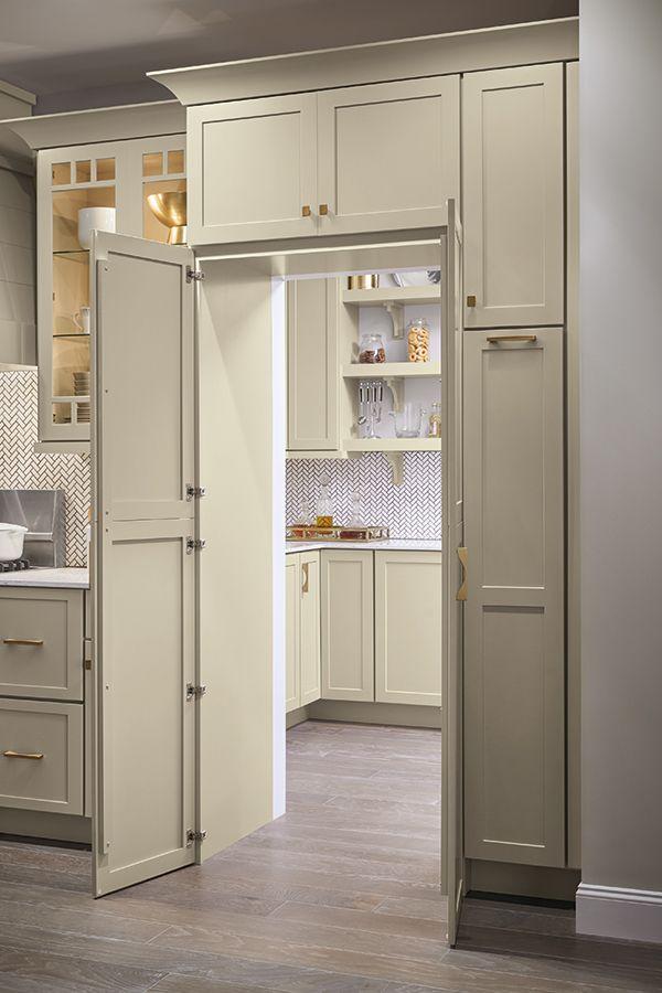 Diamond Cabinets Pantry Walk Through Cabinet Pantry Design Kitchen Pantry Design Best Kitchen Cabinets