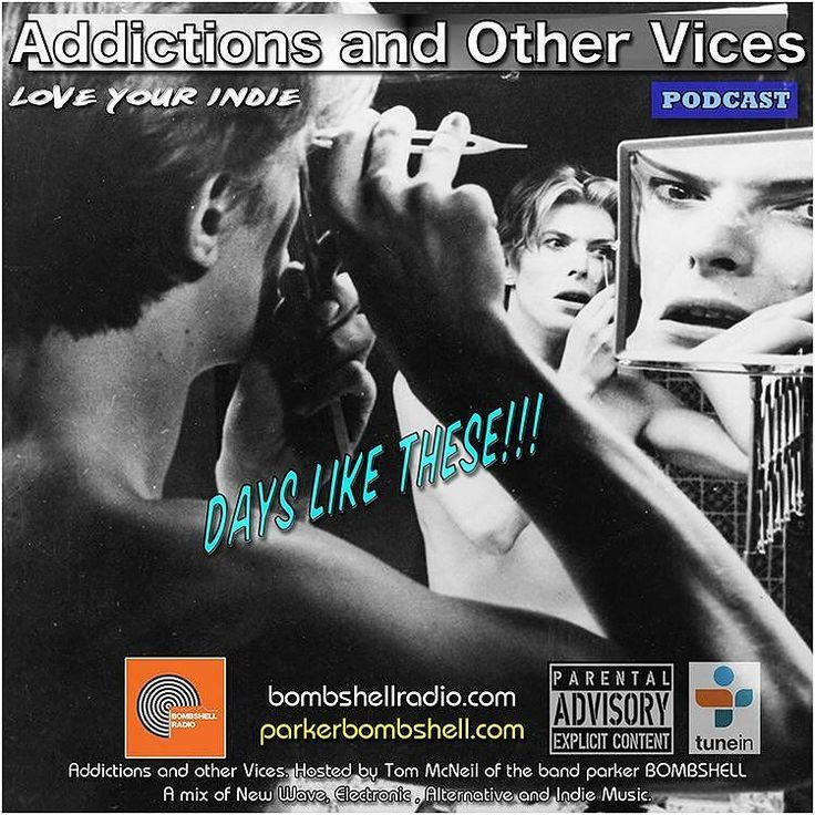 #today #throwback #indie #rock #alternative #dj #listen 11:00AM-1:00PM EST bombshellradio.com #bombshellradio .#radioshow #addictionspodcast #nowplaying  #tuneinradio #synthpop #indierock#indiepop http://ift.tt/2j7Q4WX  Addictions Podcast 225  parkerBOMBSHELL  David Bowie is one of my biggest influences both as a vocalist and a visionary. His artistry is unparalleled. An inventor with such unique gifts that found a way with every album to find a new voice and direction. If you listened to…