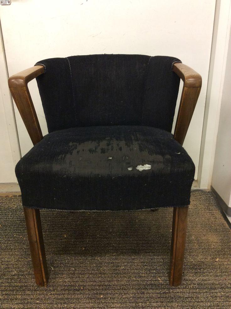 Kathrines stol før...