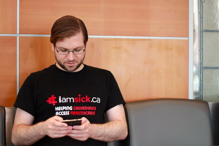 How one small side project for university students transformed into a valuable health-resource tool for all Canadians. Our friends at iamsick.ca featured