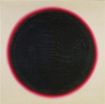 #4 By Wojciech Fangor ,1964
