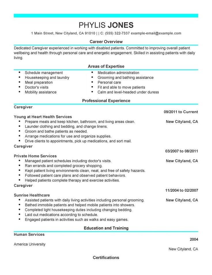 Live career resume builder sample httpwww