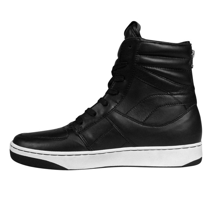 Creative Recreation Osano Black Mens High Top Sneakers | Online Discount Shoes
