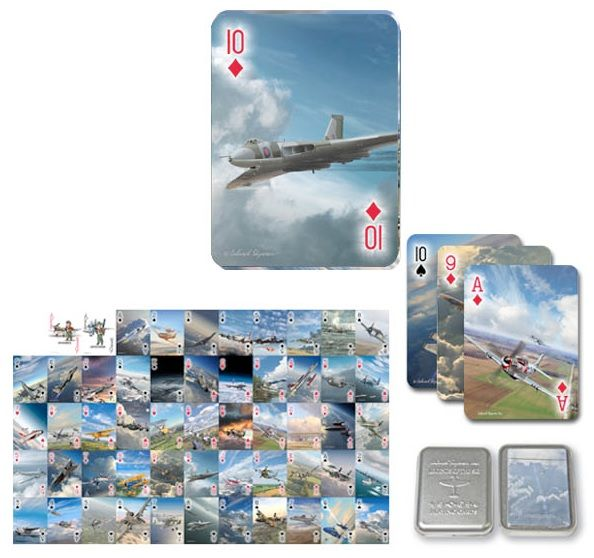 2009 Legends of The Sky Playing Cards $6.95