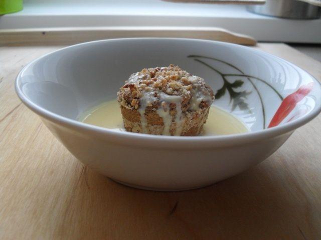 Aranygaluska-muffin recept