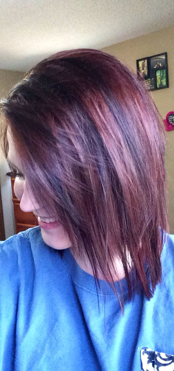 Black Cherry Hair Color My Style Pinterest Cherries