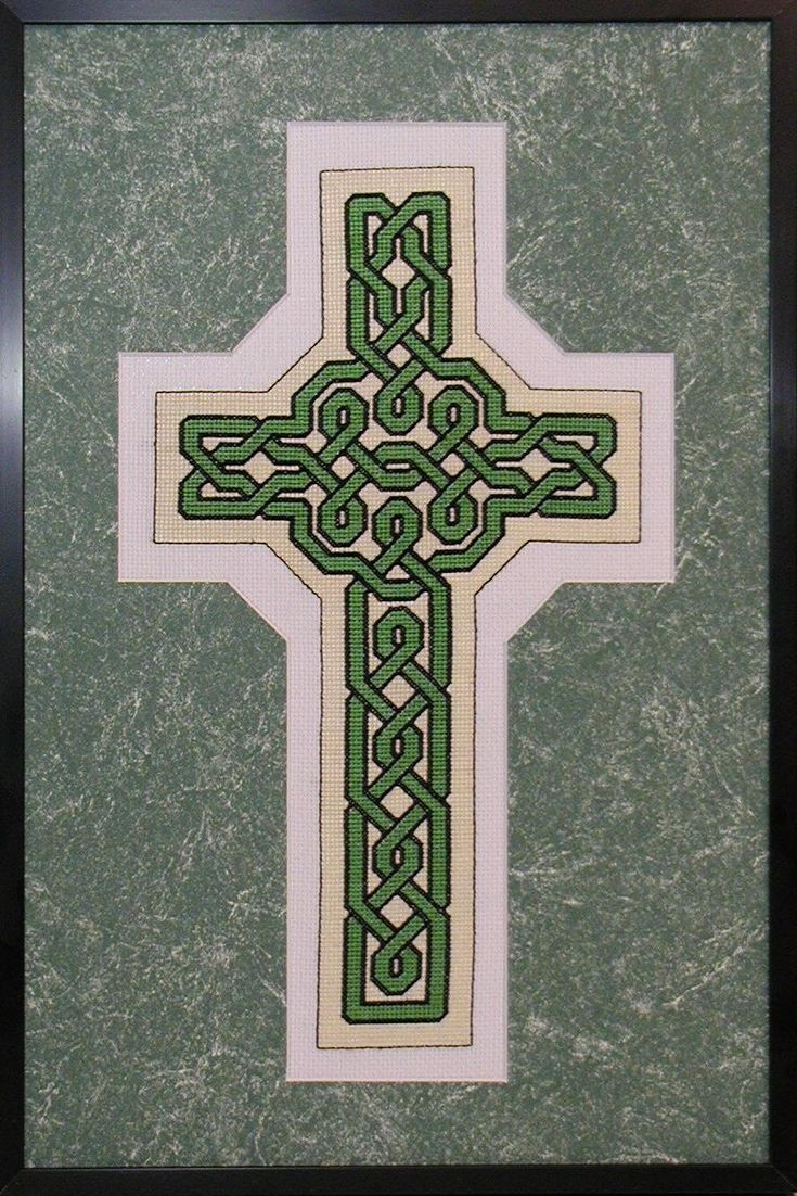 celtic cross stitch