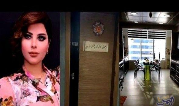 الفنانة شمس الكويتية تنشر لقطات من منزلها الفخم على