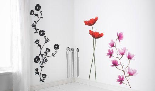 Vinilos ikea 2015 pinterest ikea - Dibujos para decorar paredes de dormitorios ...