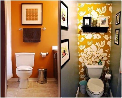 C mo decorar ba os peque os 8 casa en 2019 como - Como decorar un bano pequeno y sencillo ...