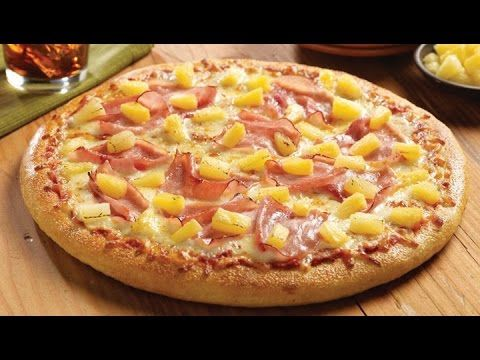 Masa de pizza estilo Domino´s - Pizza Hut - Receta de Masa Pan y Original - YouTube