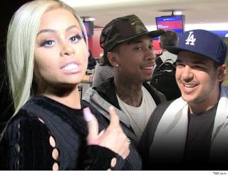 Celebrity War! Blac Chyna's Vs Tyga   Blac Chyna's on the attack againstTygabecause she thinks baby daddy #1 is teaming up with #2 --Rob Kardashian-- to spread lies about her. Sources close to the family tell Billoniarepublic ... Chyna went off after she heard Tyga's telling people she wants to kiss make up and get back together with him -- a news flash that came from Rob.We're told Chyna got pissed because she hardly talks to Tyga and had only reached out to him recently to demand he…