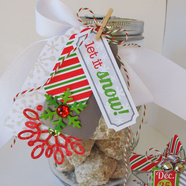 Decorate Up a Jar   Pecan Ball Recipe by Kathy