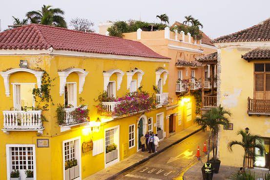 La magia del corralito de piedras.  Cartagena la fantástica.