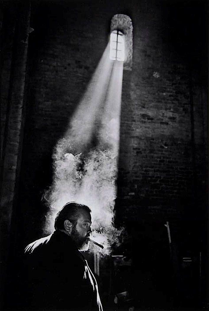 Nicolas Tikhomiroff - Orson Welles, 1964