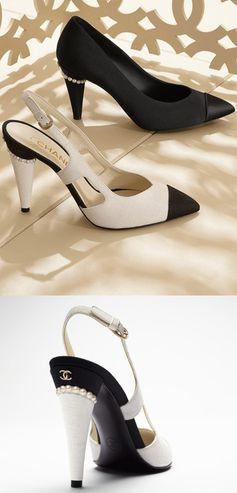 2015 CHANEL Footwear   IN FASHION daily