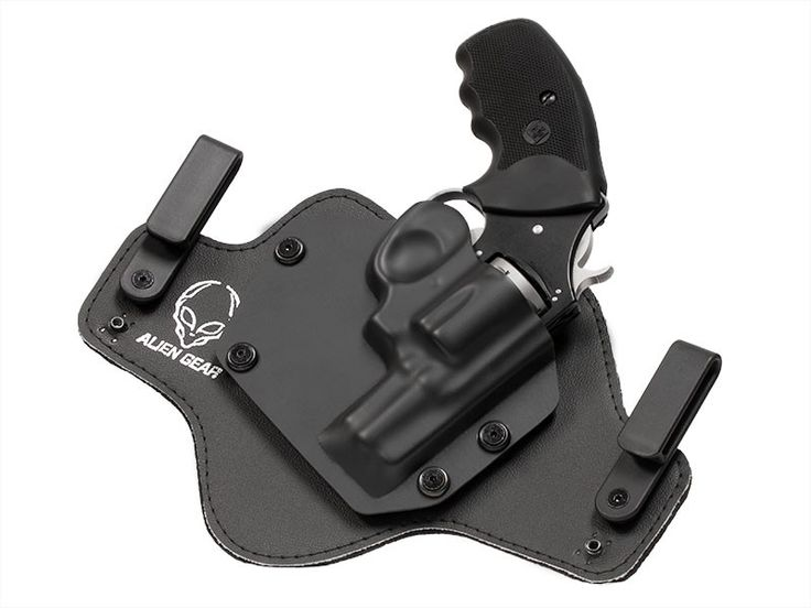 Ruger LCR 357 Mag Revolver Cloak Tuck 2.0 IWB Holster (Inside the Waistband)