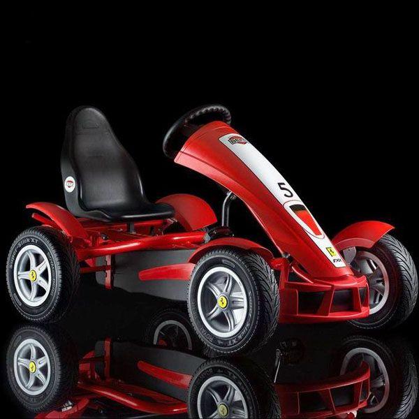 Веломобиль Berg Toys Ferrari FXX Racer