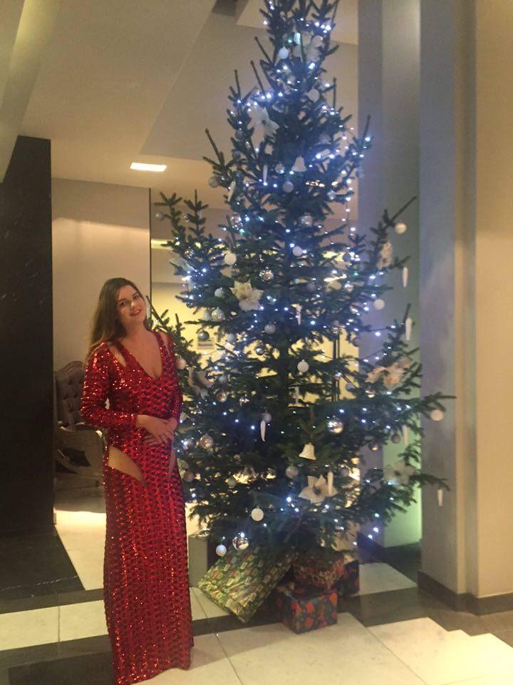 red dress details designer Gabriela Hezner  #promdress #designer prom dress  gabrielahez6@gmai...