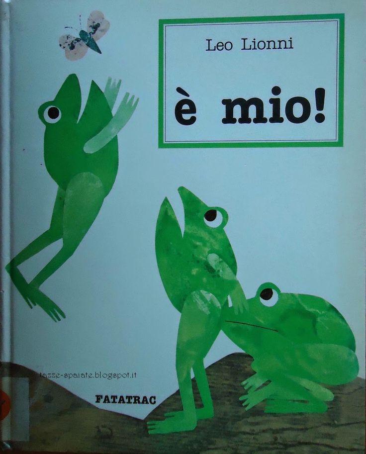 Tazze Spaiate: E' mio! / Leo Lionni