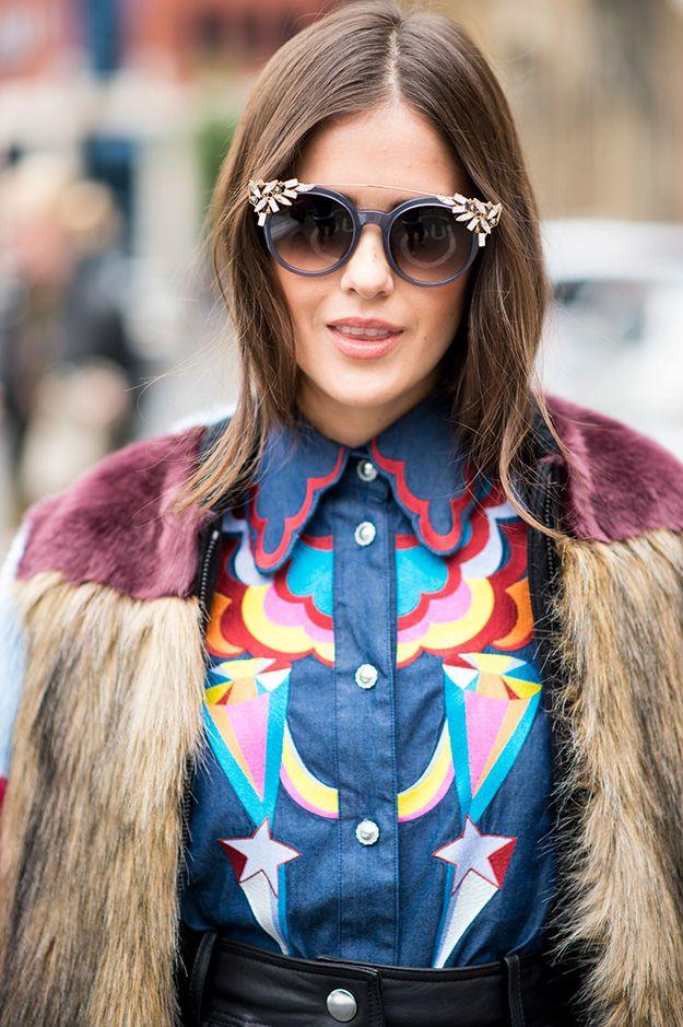LFW Street Style SS2017   @KatyaGuseinova