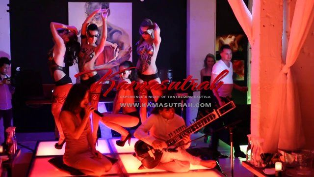 The House of Moments will be hosting another great Kamasutrah show and party. I had the pleasure of attending the first event, which took place during the spring.  Read more here