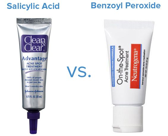 Benzoyl Peroxide vs. Salicylic Acid: Which One Is Better For You?