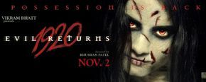 1920 Evil Returns movie review | 1920 Evil Returns Review | 1920 Evil Returns Rating | Vikram bhatt Story | 1920 Evil Returns review on APHerald|Aftab Shivdasan
