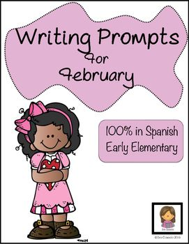 Set of writing prompts for February (Groundhog+Day / Chinese New Year / Valentine's Day / President's Day ) includes 20 prompts with vocabulary lists for various themes in the month of February. Also included is a poster with holidays in the month of…