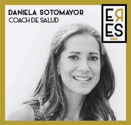 Daniela Sotomayor COACH DE SALUD Quiteña de 36 años, casada, con 3 hijos. ¿Cuál es mi motivación diaria?  👀Para conocer más a Daniela síguenos en ▶️ Facebook-Instagram-Twitter: Eres Más    #EresMas