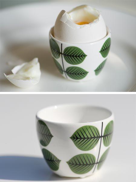 stig lindberg's berså eggcup.  yes.
