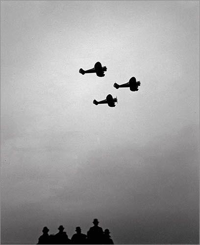 Omen, 1934, by John Gutmann.
