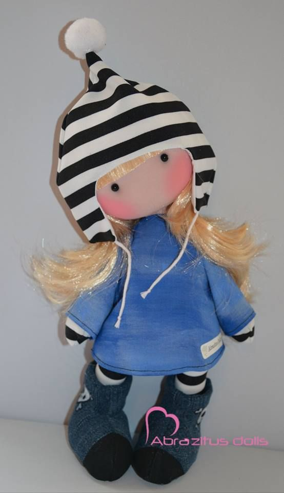 Tutorial completo  de muñeca Gorjuss