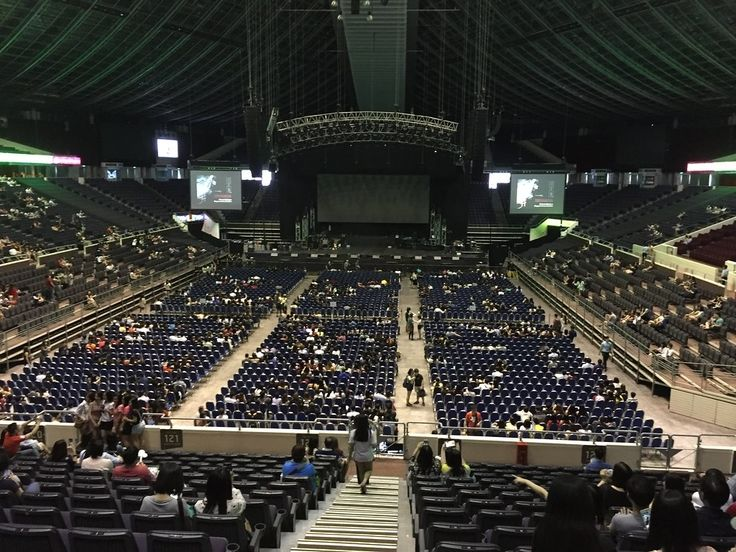 singapore indoor stadium Seating plan, Singapore, How to