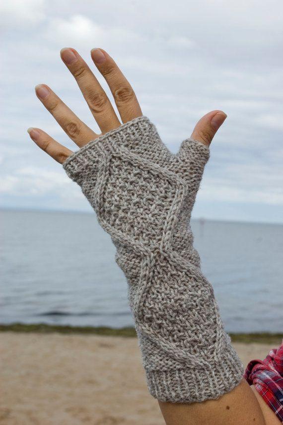 282 best ❖Fingerless!❖ images on Pinterest | Fingerless mittens ...