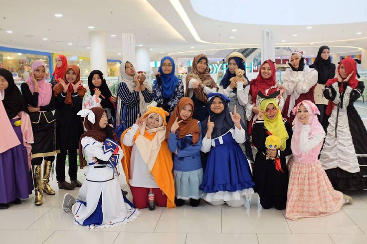 The second gathering of Hijab Cosplay Gallery's members. We had so much fun and thanks for all the members who attend. For those who dont dont worry. We will meet again next year.  #anime#cosplay#gathering#hcg#hijabcosplayermalaysia #hijabcosplaygallery #hijabcosplay#cosplayer#animecosplay#umaru#lolita#hijablolita#vocaloid