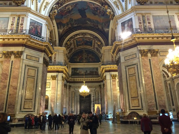 St. Isaac's Cathedral@Saint Petersburg_20151009