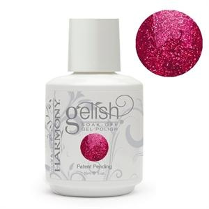 Have this on now with sliver & pink swirls w/black dots -perfect v-day mani